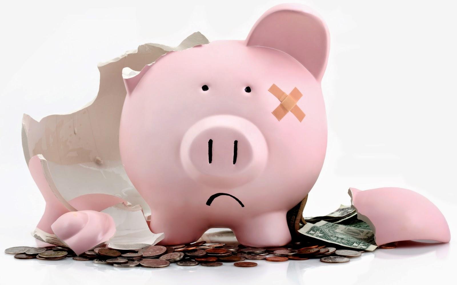личное банкротство расходы