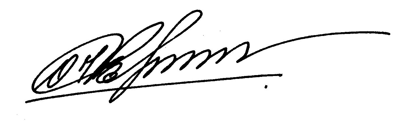 Служебный» вариант подписи как гарантия полноценности этого реквизита документа